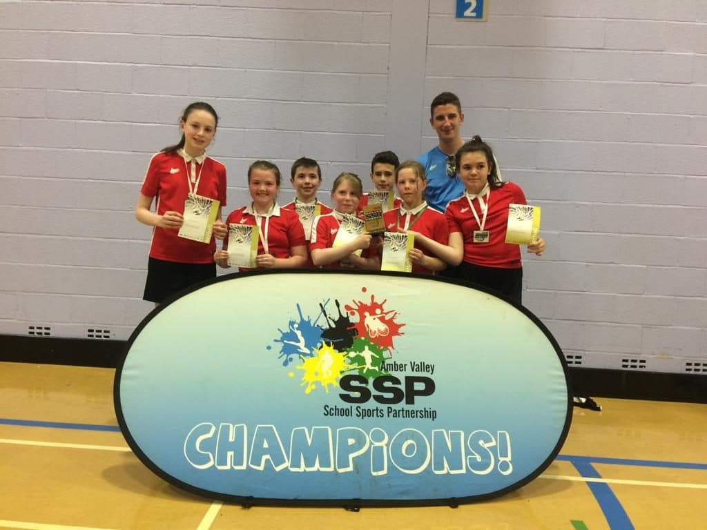 Riddings Junior grab High 5 Netball title as Swanwick and Leys Jr also progress!