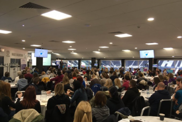 Amber Valley schools inspired at Derbyshire Active Schools conference