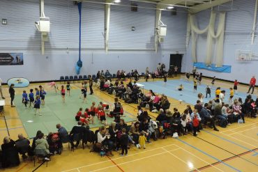 38 teams take part in Key Steps Gymnastics events!