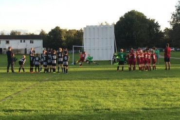 250 young footballer's show off their skills in Amber Valley Football events!