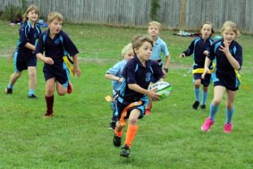 Over 300 players descend on Belper RFC for Amber Valley TAG events!