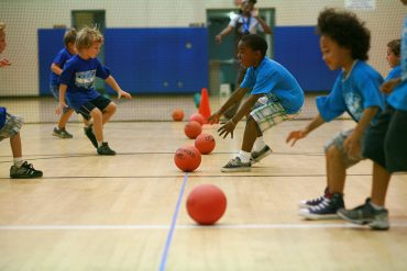 AVSSP Dodgeball events to engage over 1000 young people!